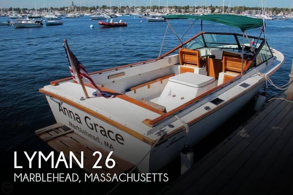 1978 LYMAN 26 for sale