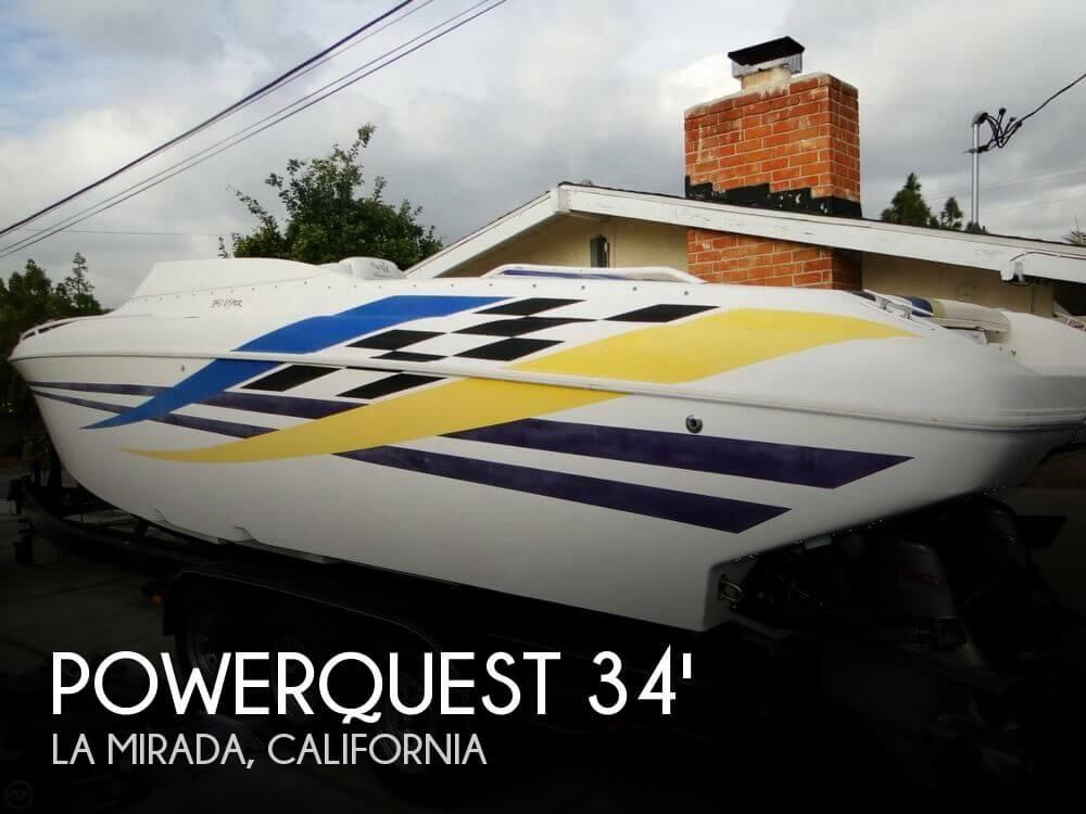 2000 Powerquest 340 Vyper - Photo #1