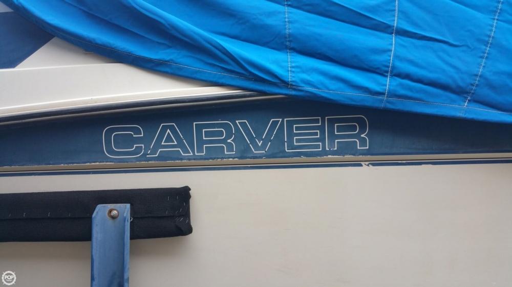 1989 Carver 2767 Santego - Photo #15