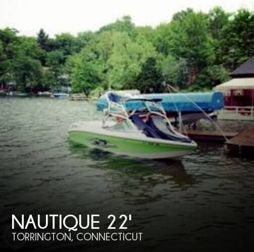 2006 NAUTIQUE SUPER AIR NAUTIQUE 220 TEAM EDITION for sale