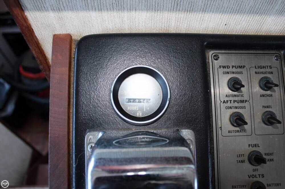 1983 Carver 3207 Aft Cabin - Photo #25
