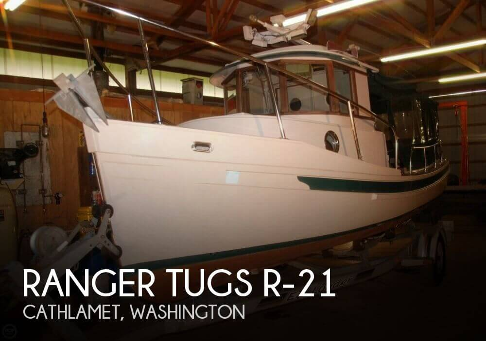 1993 RANGER TUGS R 21 for sale