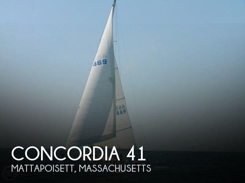 1956 Concordia 41 - Photo #1