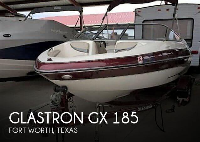 2006 Glastron GX 185 - Photo #1