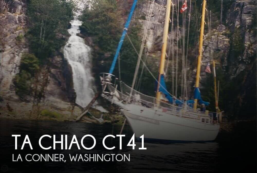 1974 TA CHIAO CT41 for sale