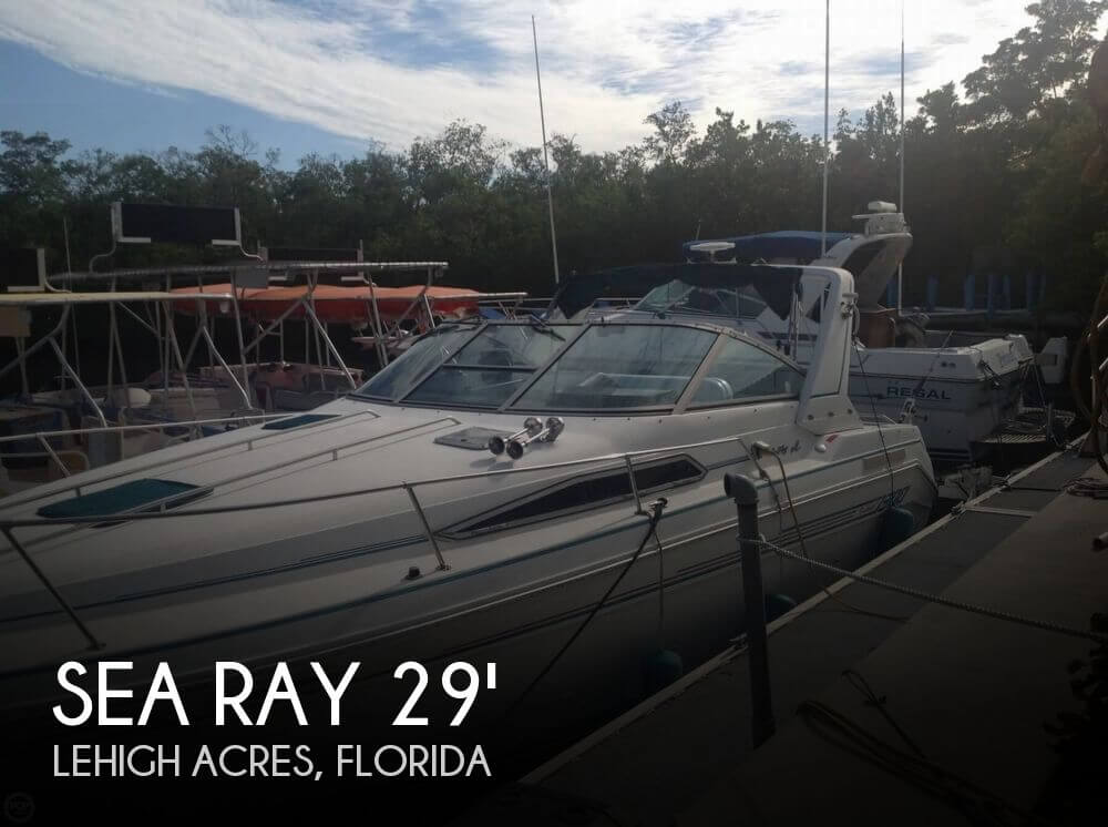 1993 Sea Ray 300 Sundancer - Photo #1