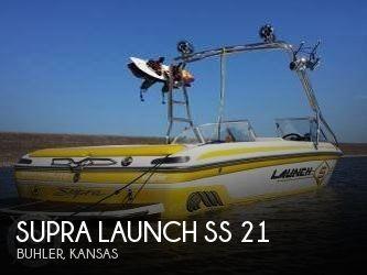 2001 Supra Launch SS 21 - Photo #1