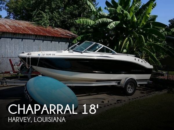 2012 Chaparral H2O 18 Sport - Photo #1
