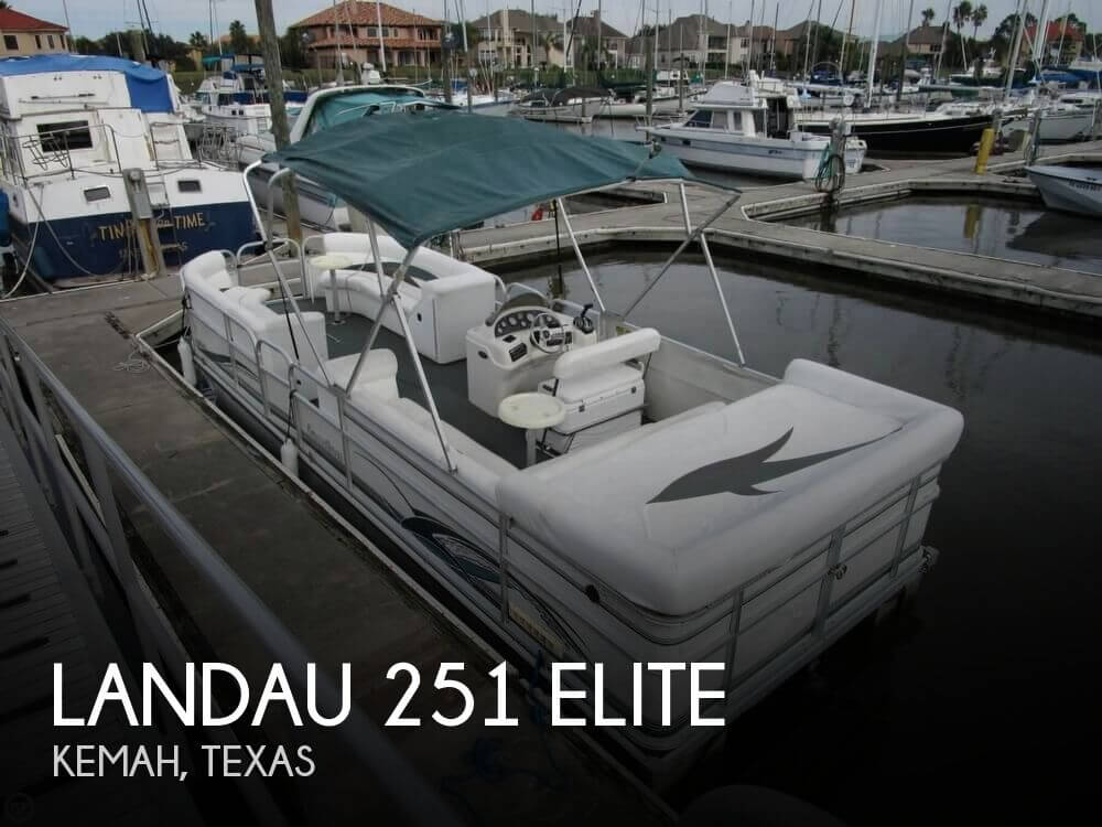 2003 Landau 251 Elite - Photo #1