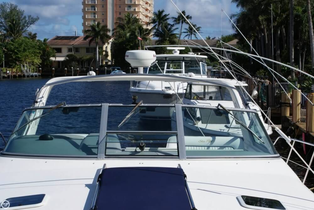 1994 Sea Ray 400 Express Cruiser - Photo #20