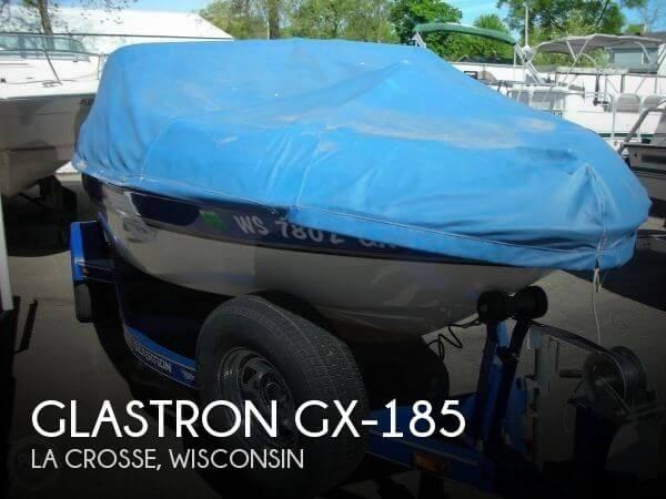 2003 Glastron GX-185 - Photo #1