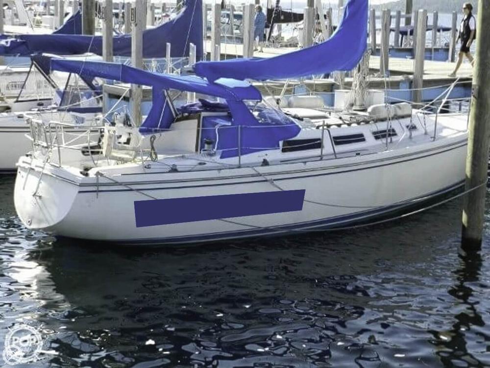 1984 Catalina 36 Tall Rig - Photo #2