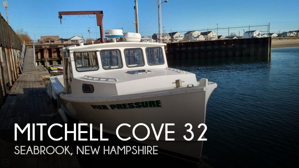 Used Mitchell Cove Boats For Sale by owner | 2000 Mitchell Cove 32