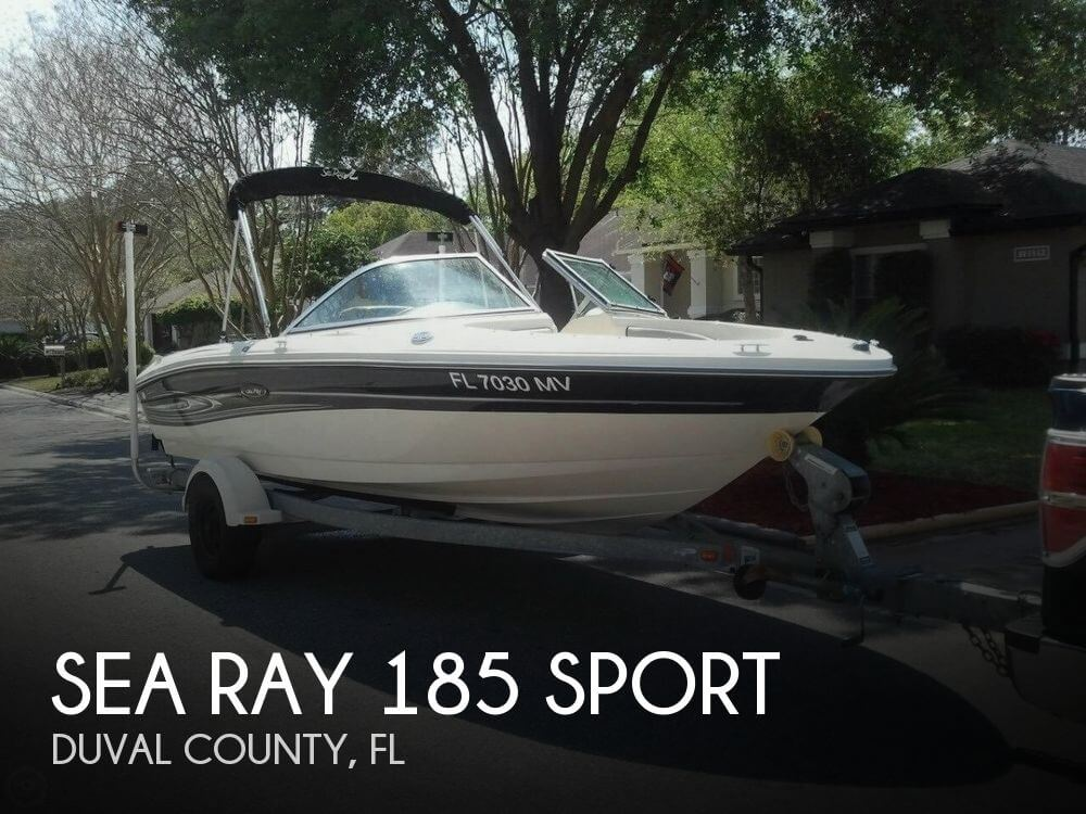 2005 Sea Ray 185 Sport - Photo #1