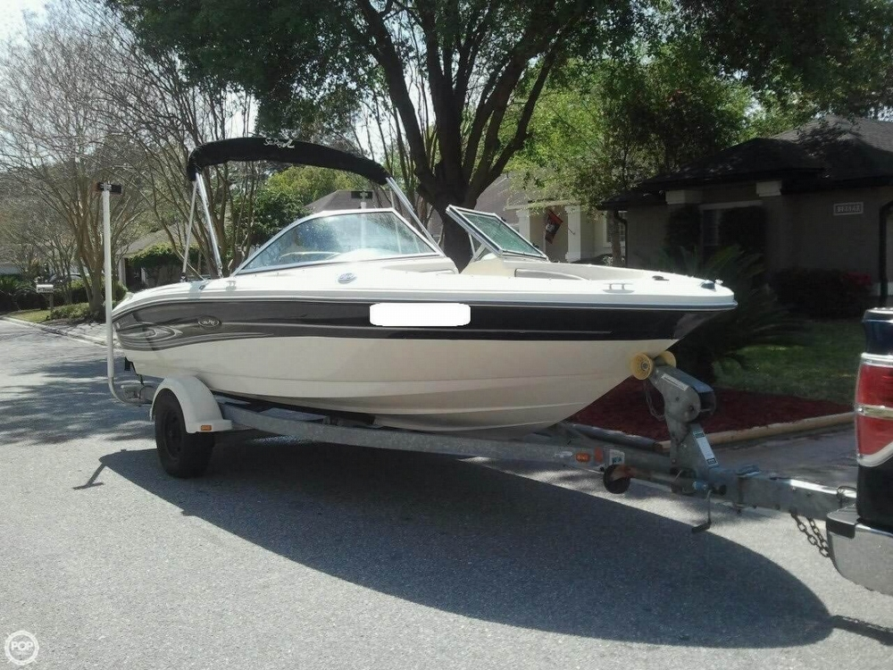 2005 Sea Ray 185 Sport - Photo #4