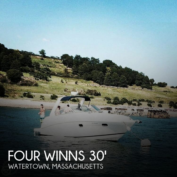 Used Four Winns 288 VISTA Boats For Sale by owner | 2005 Four Winns 288 VISTA