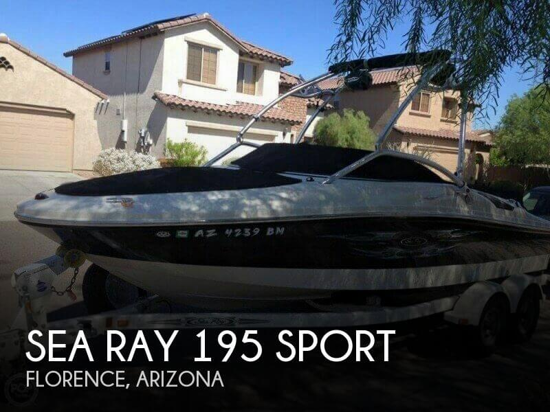 2007 Sea Ray 195 Sport - Photo #1
