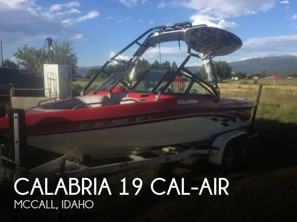 Used Calabria Boats For Sale by owner   2004 Calabria 19