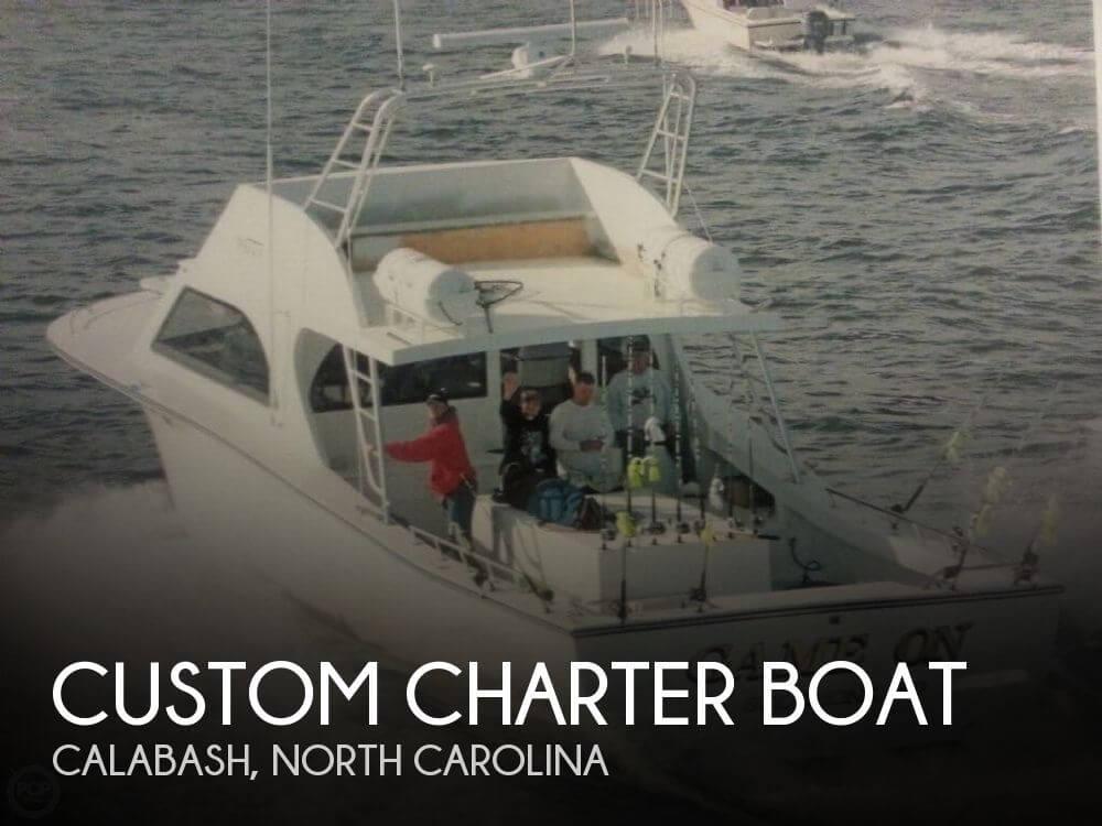 2006 Custom Charter Boat 54 - Photo #1