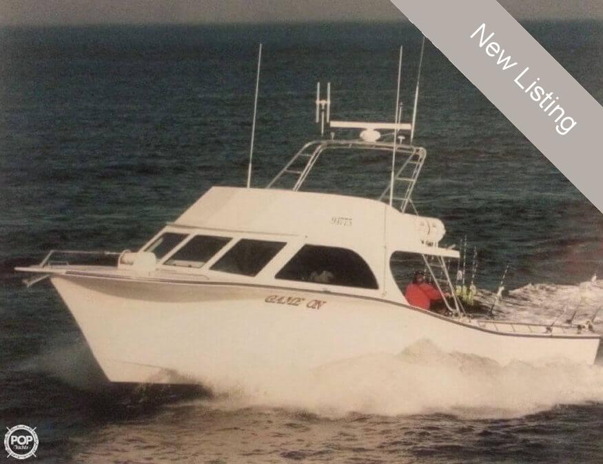 2006 Custom Charter Boat 54 - Photo #9