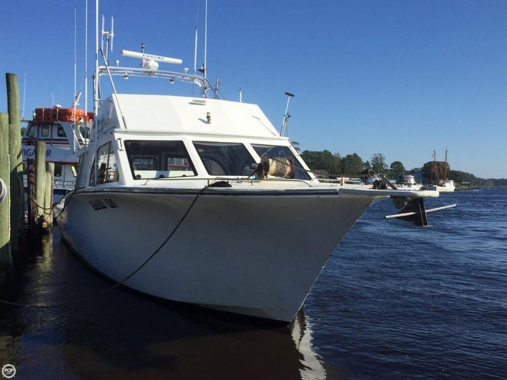 2006 Custom Charter Boat 54 - Photo #12