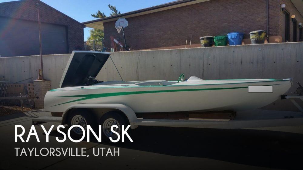 1965 Rayson Craft Boats SK - Photo #1