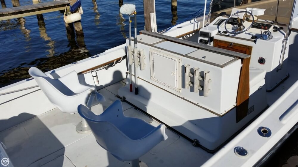 Bait Station, Rod Holders  And Tackle Storage