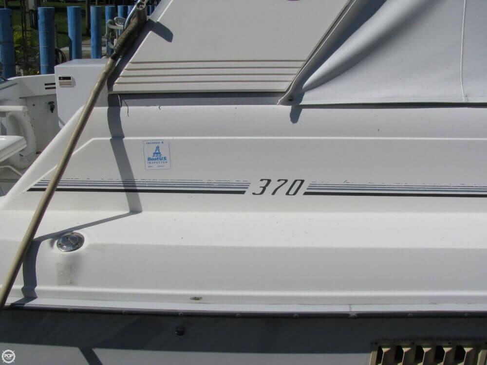 1991 Sea Ray 370 Sedan Bridge - Photo #14