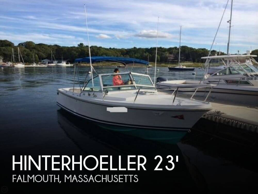 1988 HINTERHOELLER LIMESTONE 24 for sale