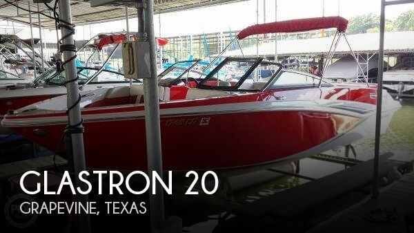 Used Glastron Boats For Sale in Texas by owner   2013 Glastron 20