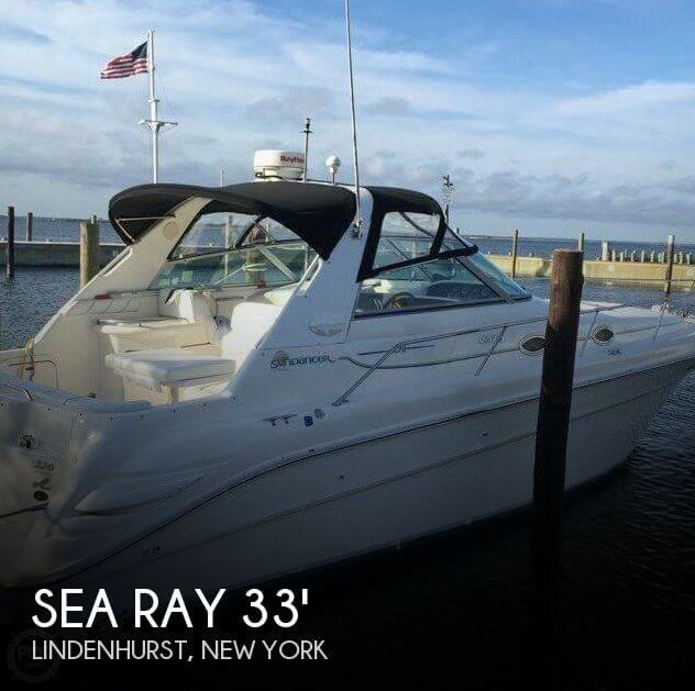1995 Sea Ray 330 Sundancer - Photo #1
