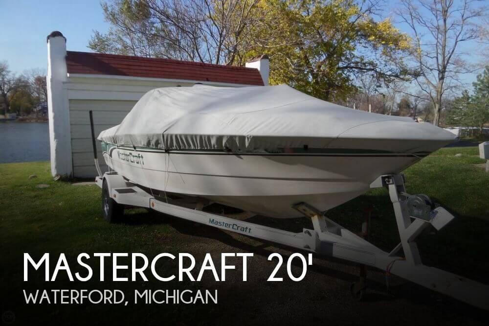 1998 Mastercraft ProStar 205 - Photo #1