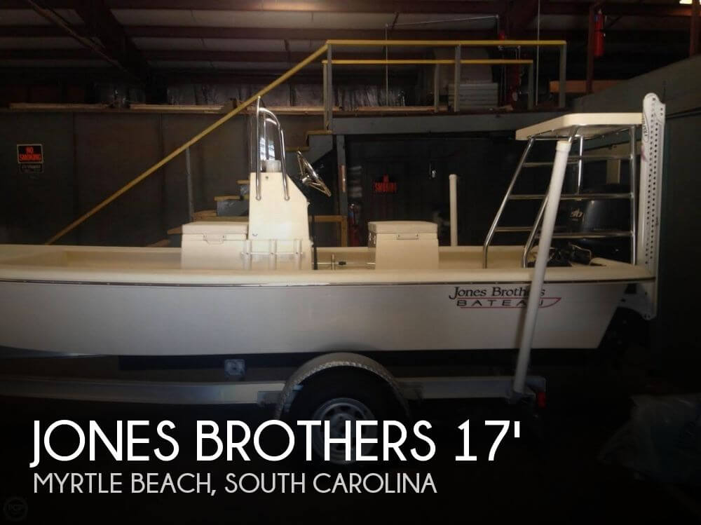 2013 Jones Brothers Bateau 176 - Photo #1