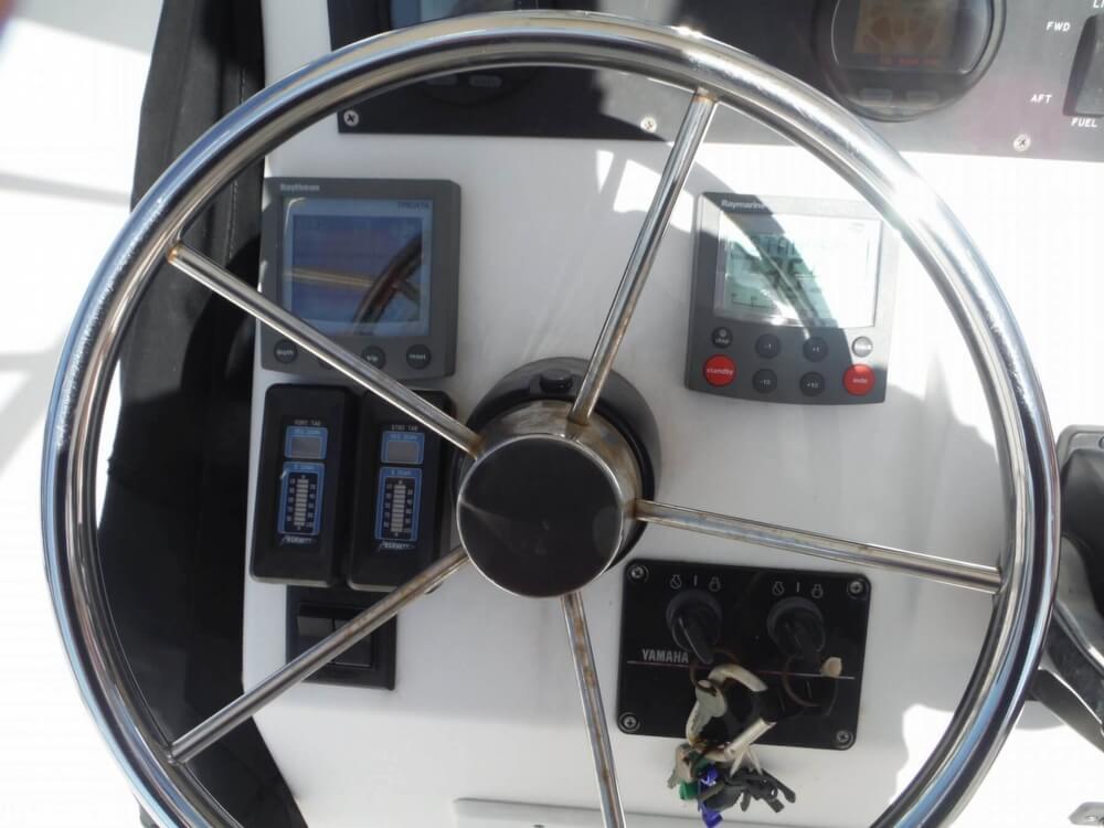 Steering Helm