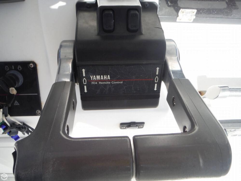 Yamaha 704 Controls