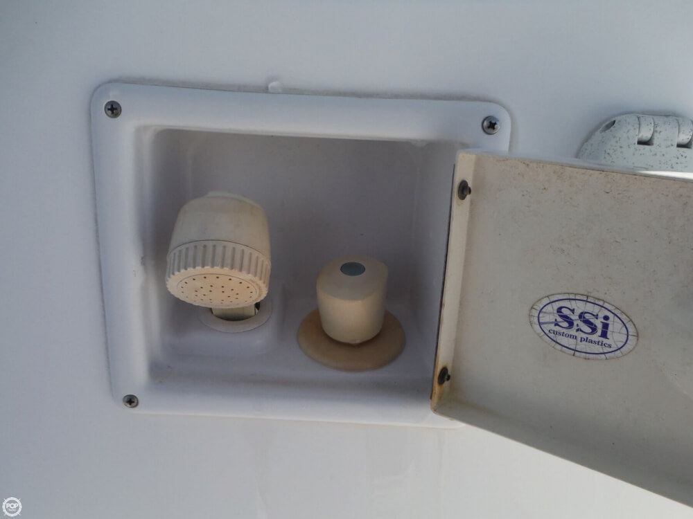 Port Side Fresh Water Console