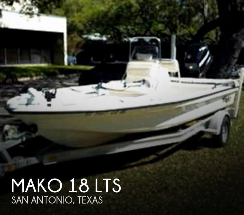 2012 Mako 18 Power Boat For Sale In San Antonio Tx