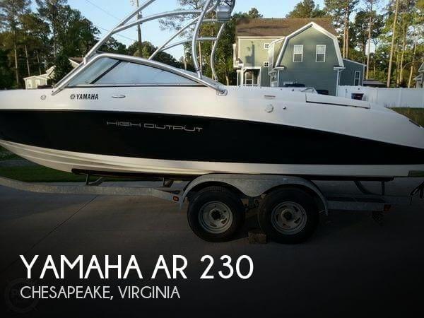 2005 YAMAHA AR 230 for sale
