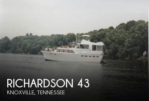 Used Richardson Boats For Sale by owner | 1962 Richardson 43