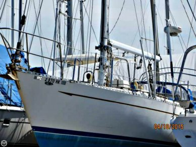 Cheoy Lee 42 Golden Wave, 42', for sale - $55,600
