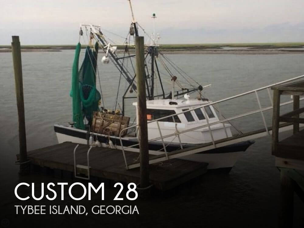 2012 Custom 28 - Photo #1
