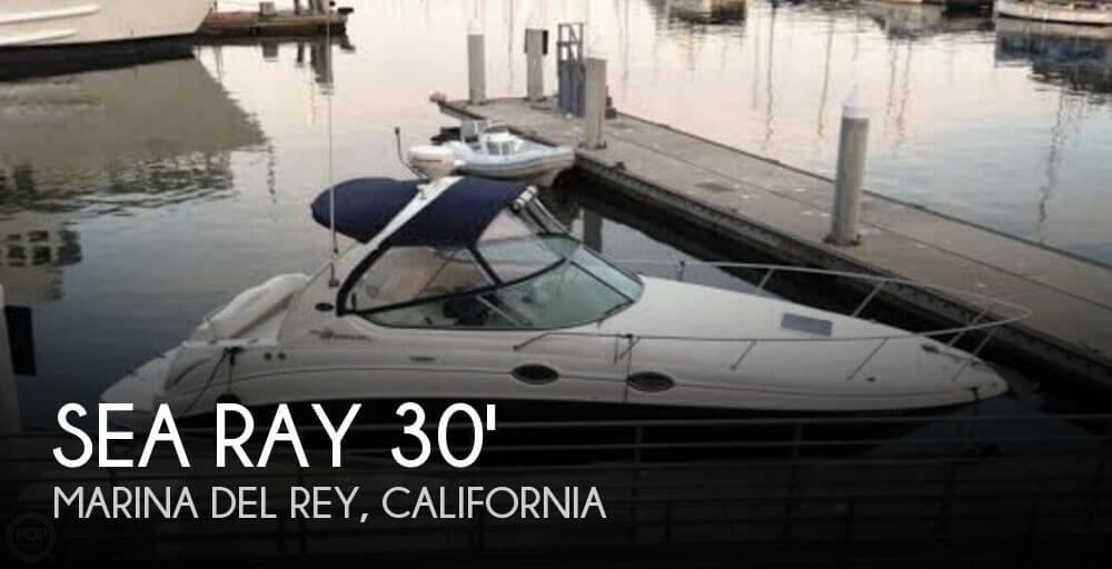 Used Sea Ray 280 Sundancer Boats For Sale by owner | 2005 Sea Ray 280 Sundancer