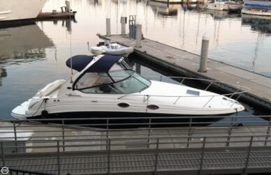 Sea Ray 280 Sundancer, 31', for sale - $57,500