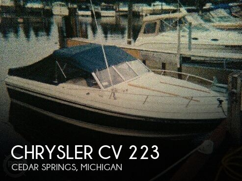 1979 Chrysler CV 223 - Photo #1