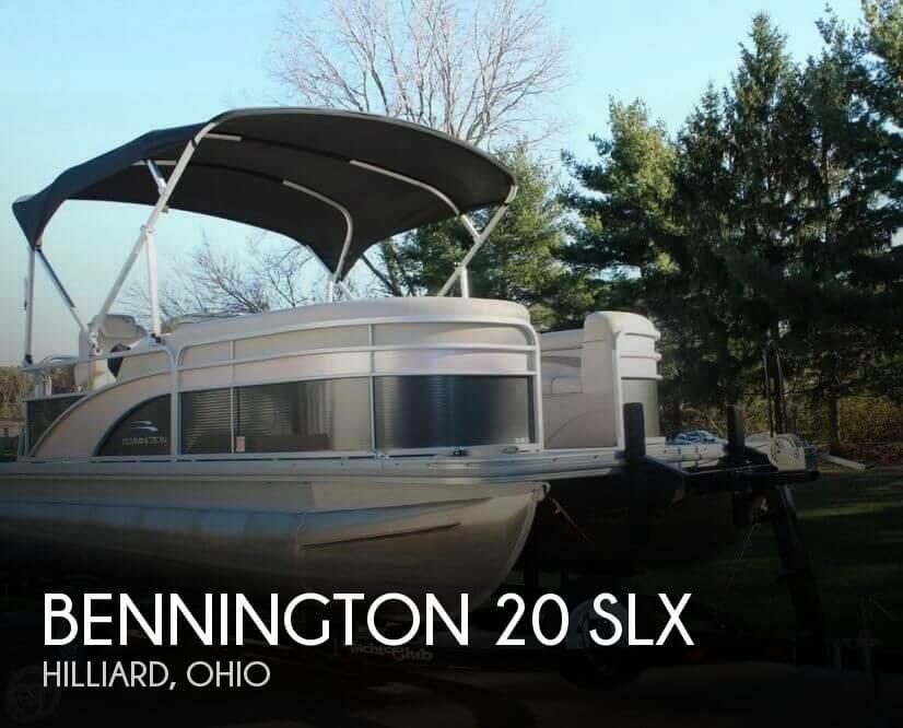 2015 Bennington 20 SLX - Photo #1
