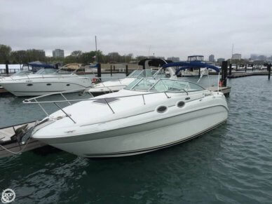 Sea Ray 260 Sundancer, 28', for sale - $16,000
