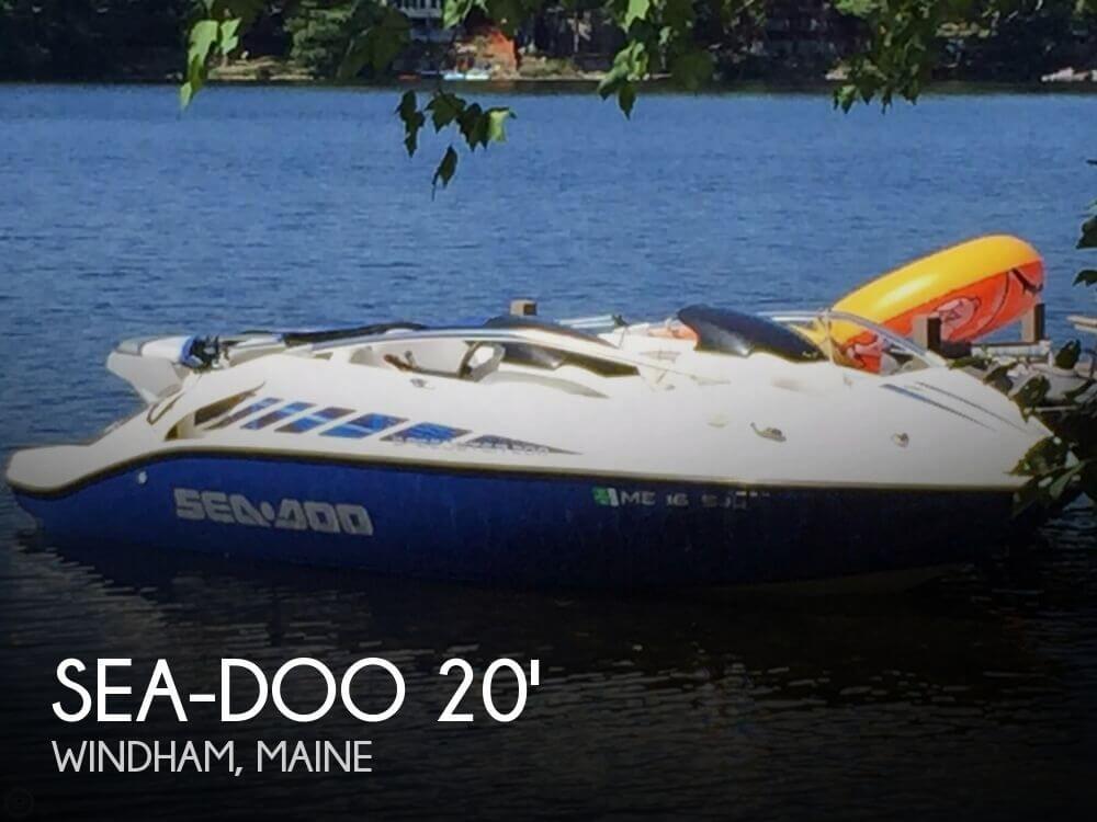 2005 Sea-Doo 200 Speedster - Photo #1