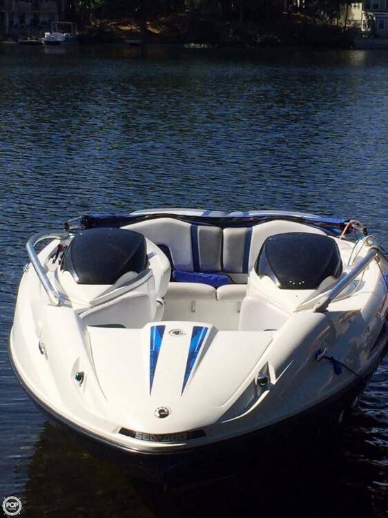 2005 Sea-Doo 200 Speedster - Photo #2