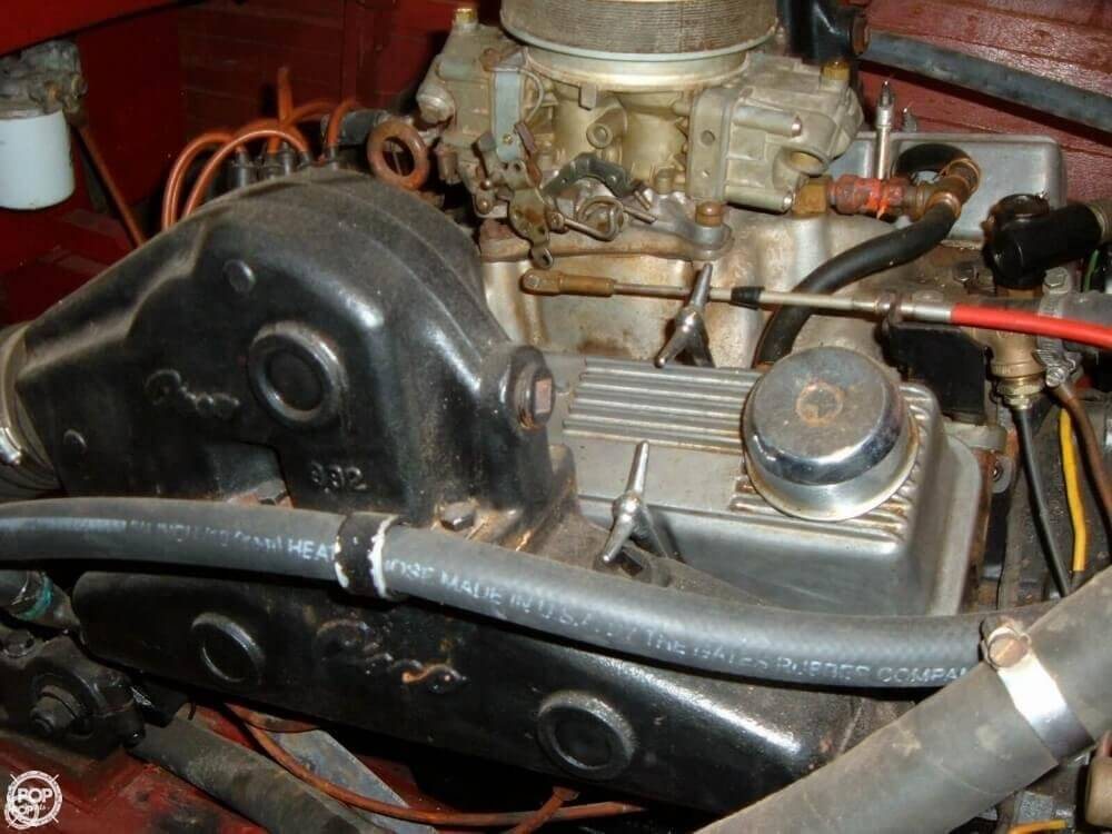 1955 Chris-Craft 18 Cobra - Photo #22