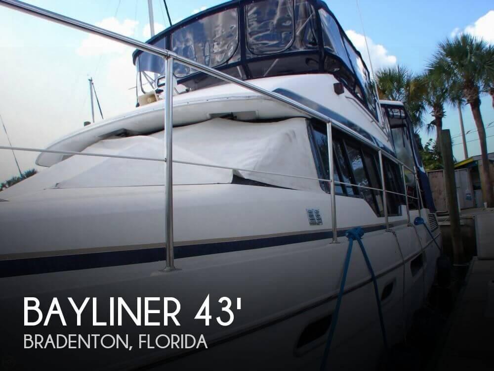 1991 Bayliner Series 4387 - Photo #1